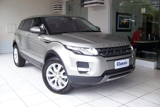 LAND ROVER Range Rover EVOQUE Pure Tech 2.0