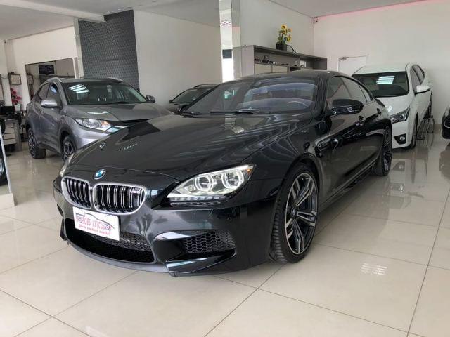 BMW M6 GRAN COUPE BI TURBO 4.4 V8