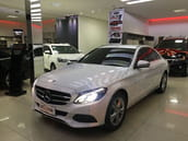2016 MERCEDES-BENZ C180 1.6 CGI AVANTGARDE 16V EXCLUSIVE