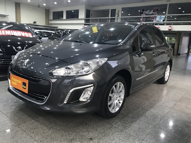 308 hatch active 1.6 16v 4p 2014 lajeado