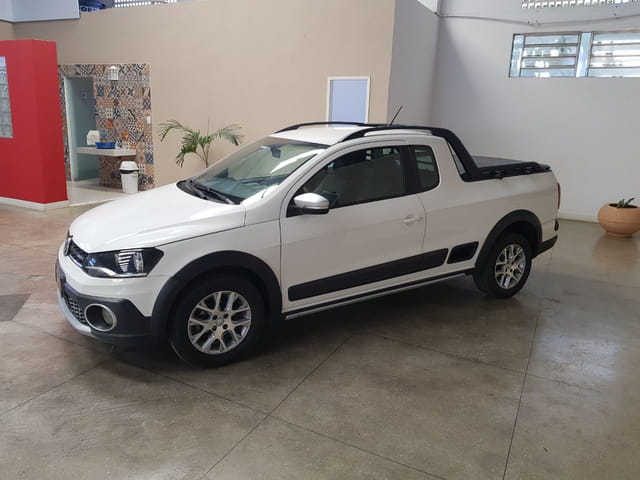 VOLKSWAGEN SAVEIRO CROSS CE TOTAL FLEX