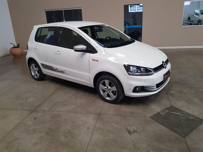 VOLKSWAGEN FOX ROCK IN RIO 1.6MI 8V