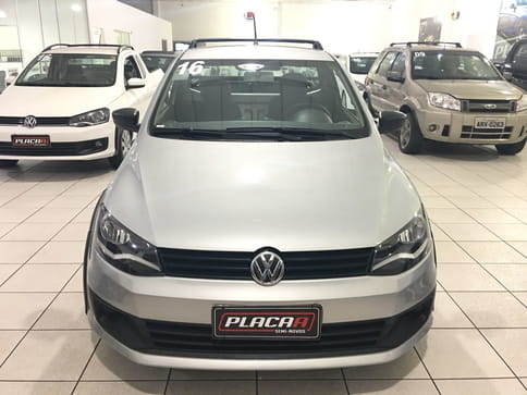 VOLKSWAGEN SAVEIRO TRENDILINE CS 1.6 MSI TOTAL FLEX