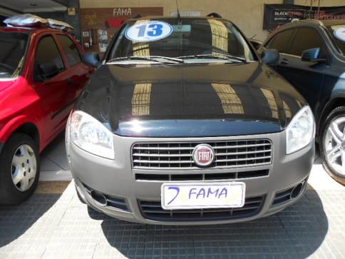 FIAT PICKUP STRADA WORKING CD FLEX