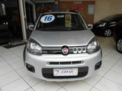 FIAT UNO EVO WAY 1.0 8V ETA/GAS (NAC) 4P