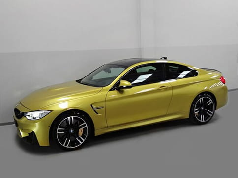 BMW M4 3.0 COUPE 431CV