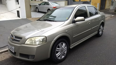 CHEVROLET ASTRA SEDAN FLEXPOWER(Elegance) 2.0 8v 4p