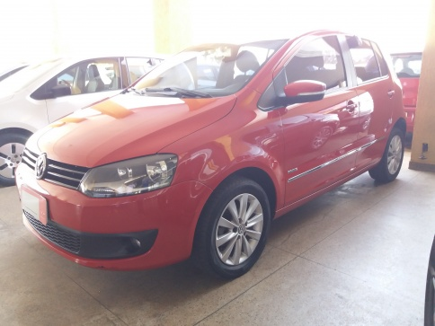 VOLKSWAGEN FOX HATCH 1.6 8v(Plus)(TotalFlex) 4P