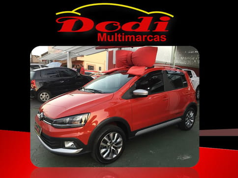 VOLKSWAGEN CROSSFOX I-MOTION 1.6 MSI 16V TOTAL FLEX AUT.