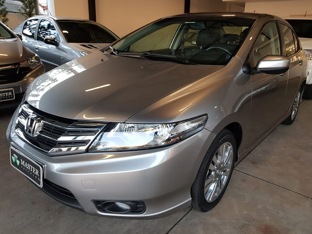 Honda City 1.5 Lx 16v Flex 4p Aut 2014