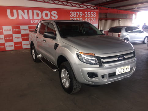 FORD RANGER XL CD 4X2 2.5 4P