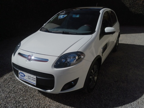 FIAT PALIO SPORTING INTERLAGOS 1.6 FLEX 16V