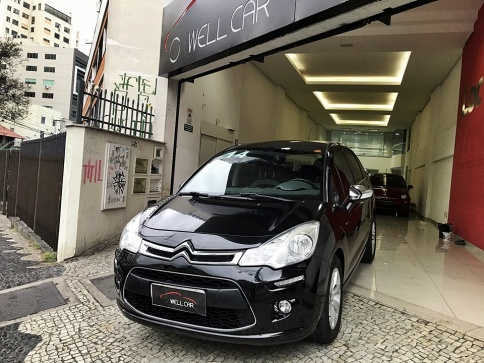 CITROEN C-3 EXCLUSIVE 1.6 16v (Flex) 4p