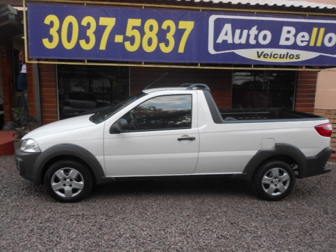 FIAT STRADA WORKING 1.4 MPI FIRE FLEX 8V CS
