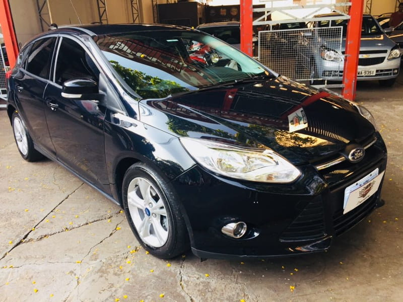 FORD FOCUS 1.6 SSESE PLUS FLEX 8V16V  5P