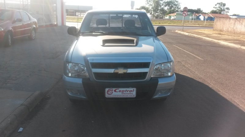 CHEVROLET S-10 ADVANTAGE (C.Sim) 4X2 2.4 8v