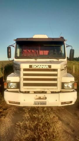 SCANIA T112 E 6X4