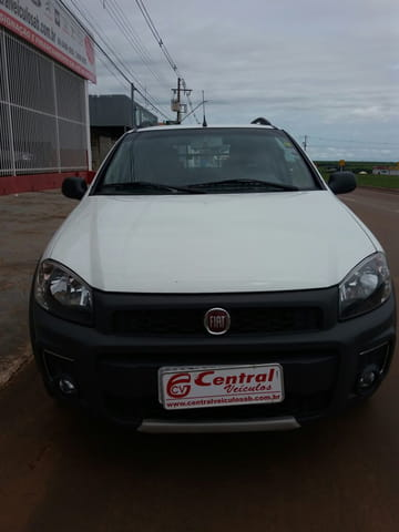 FIAT PICKUP STRADA WORKING CD 3P FLEX
