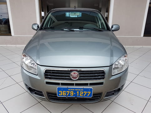 FIAT SIENA EL (N. SERIE) (CELEBRATION 8) 1.0 8V FLEX 4P