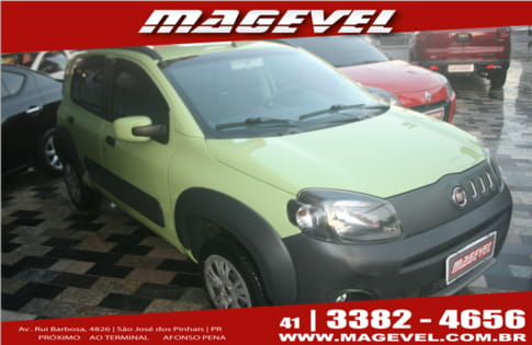 FIAT UNO EVO WAY (CELEBRATION 2)  1.0 8V ETA/GAS (NAC) 4P