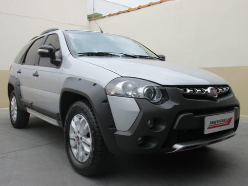 FIAT PALIO WEEKEND ADVENTURE 1.6mpi 16V 4P