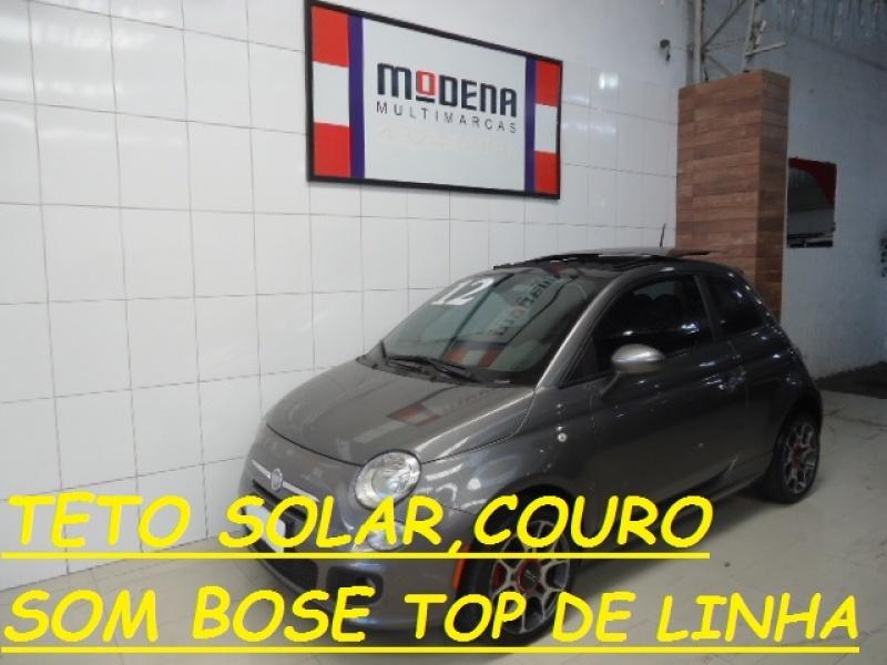 FIAT 500 SPORT 1.4  AIR .4 16V/ FLEX 16V MEC