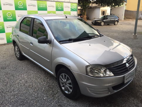 RENAULT LOGAN AUTHENTIQUE HIFLEX 1.0 16V 4P A PARTIR DE 2008