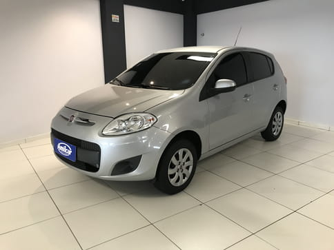 FIAT PALIO ATTRACTIVE 1.0 EVO FIRE FLEX 8V 5P