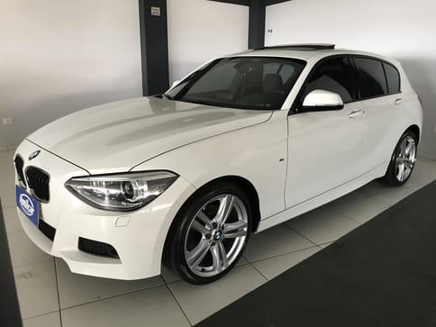 BMW 125I 2.0 M SPORT 16V 4P AUTOMÁTICO