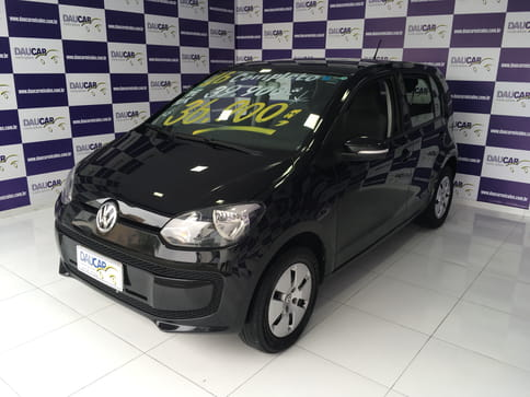 VOLKSWAGEN UP 1.0 12V BLUEMOTION MOVE-UP 4P