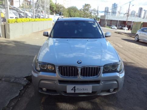 BMW X3 4X4 3.0 SI(Sport) 4P