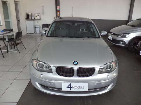 BMW 120 i 2.0 16v(Aut.) 4P