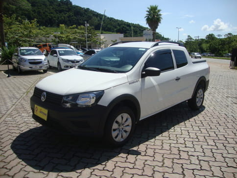 VOLKSWAGEN SAVEIRO 1.6 MSI ROBUST CD 8V MANUAL