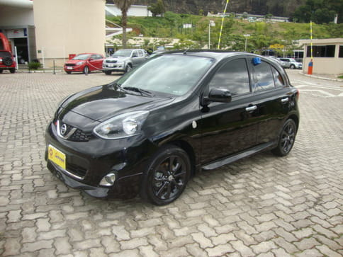 NISSAN MARCH 1.6 RIO