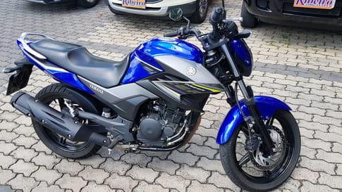 YAMAHA FAZER 250 BLUE