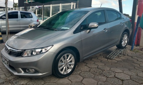 HONDA CIVIC LXL 1.8 16V FLEX AUT.