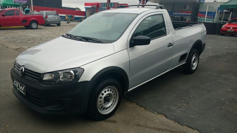 VOLKSWAGEN SAVEIRO CS 1.6 MI 8V TOTAL FLEX G6