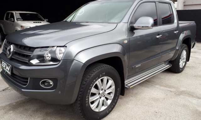 VOLKSWAGEN AMAROK 2.0 HIGHLINE 4X4 CD 16V TURBO INTERCOOLER DIESEL 4P AUT