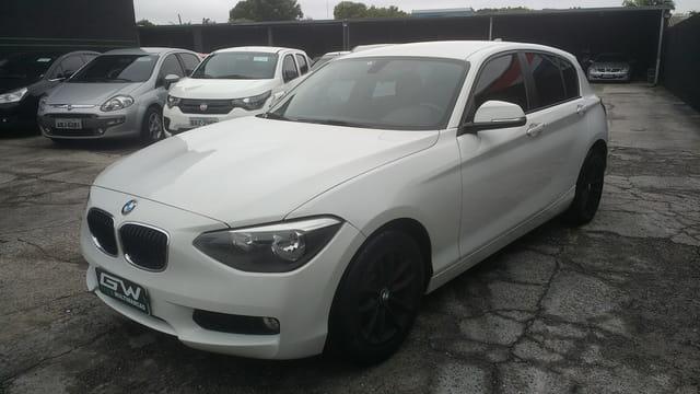 BMW 116 I 1.6