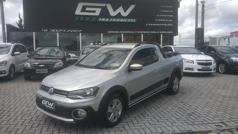 VOLKSWAGEN SAVEIRO CROSS 1.6 MI TOTAL FLEX 8V CE