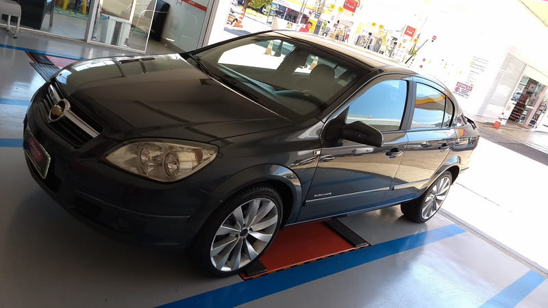 CHEVROLET VECTRA ELEGANCE 2.0 8v(FLEXPOWER) 4p