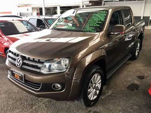 VOLKSWAGEN AMAROK HIGHLINE CD 2.0 16V TDI 4X4
