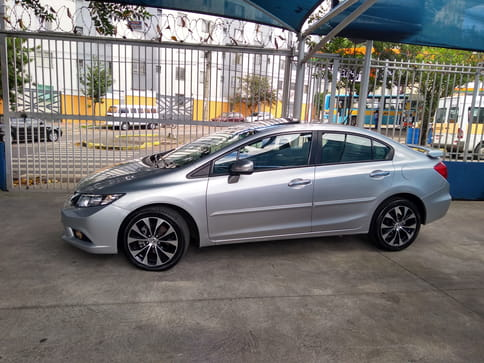 HONDA CIVIC EXR 2.0 16V FLEX AUT.