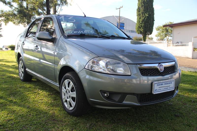 FIAT SIENA EL N.SERIE(Celebration9) 1.4 8V FLEX