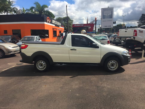 FIAT PICKUP STRADA WORKING CS FLEX