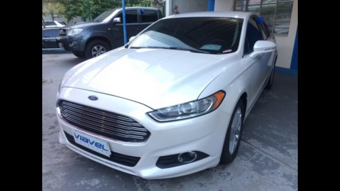 FORD FUSION 2.5