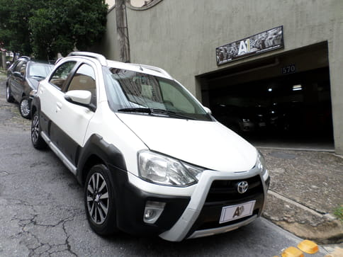 TOYOTA ETIOS HATCH CROSS FLEX