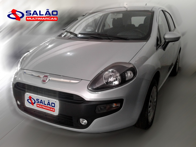 FIAT PUNTO ATTRACTIVE 1.4 FLEX MEC.