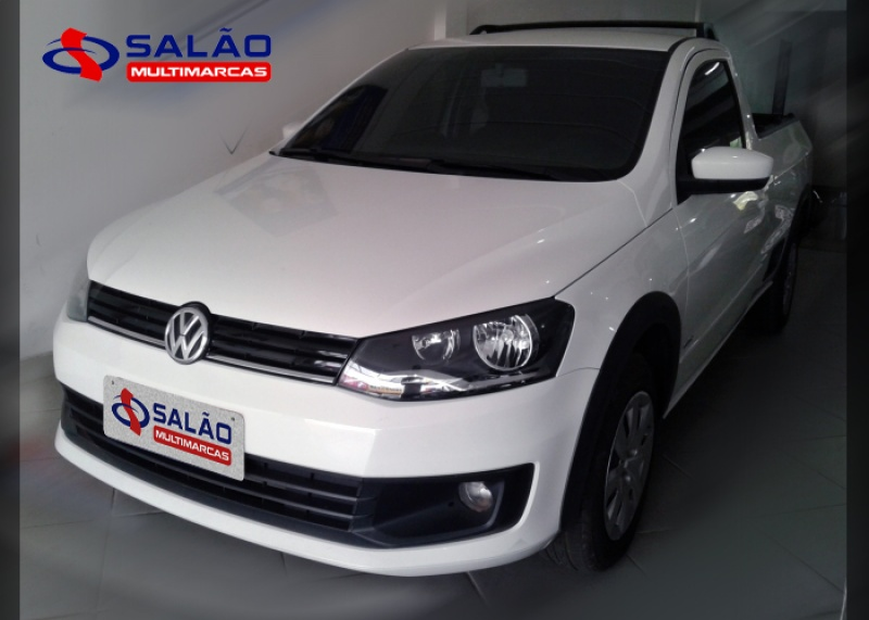 VOLKSWAGEN SAVEIRO CS 1.6 MI 8V TOTAL FLEX G5