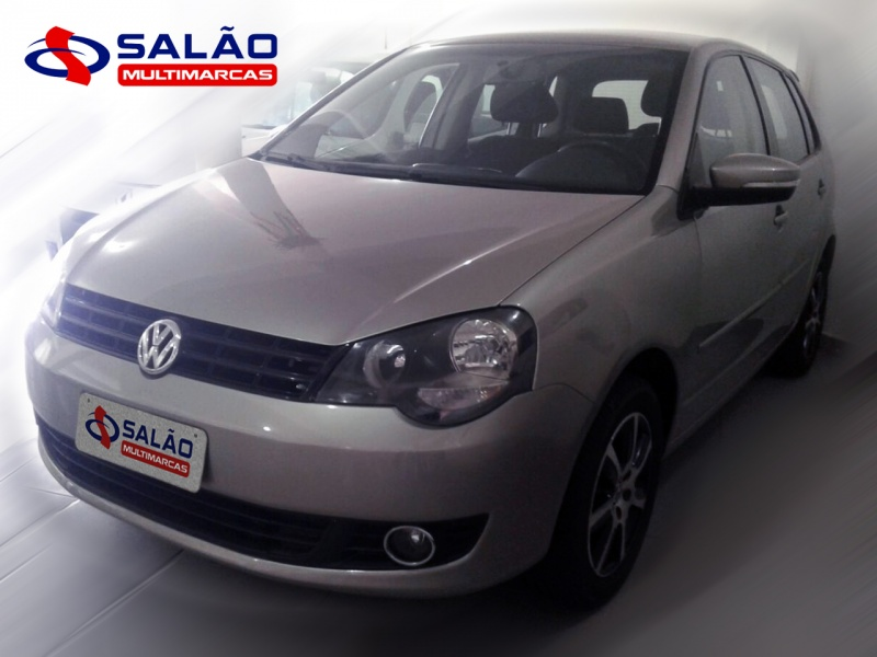 VOLKSWAGEN POLO HATCH 1.6 8v(Plus) 4P
